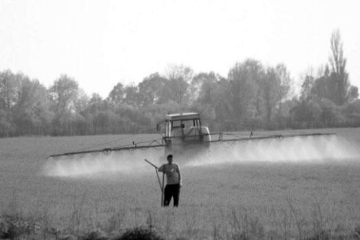 Tečaj rukovanja pesticidima.