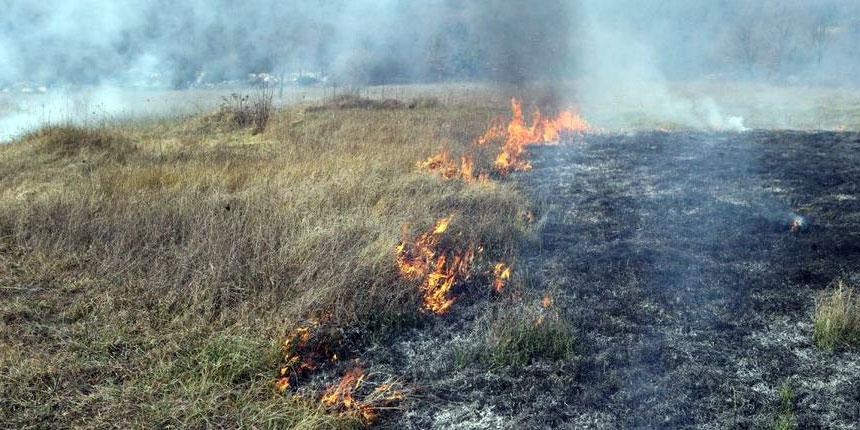 Obavijest – zabrana spaljivanja