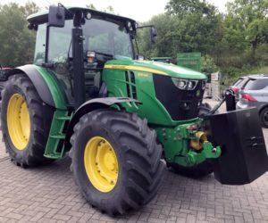 Obavijest o tehničkom pregledu traktora
