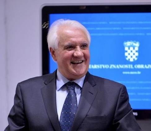 Prof. dr. sc. Vlatko Previšić – proffessor emeritus