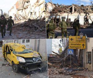 Donacije i pomoć pogođenima potresom u Petrinji i Sisku